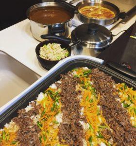 お泊り 夕食 大皿 片づけレッスンハンナリ 大阪 子育てママのための