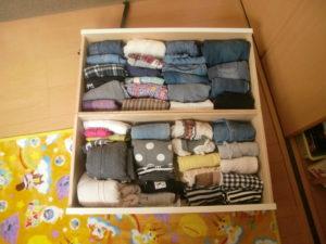 片づけレッスンハンナリ 大阪 子育てママのための 子供服 片付け 整理整頓