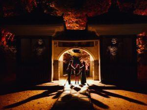 チックタック光る絵本と光る満願寺展 片コンハンナ