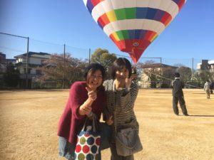 えんとつ町の気球フェス