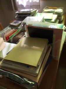 こんまり流片づけレッスン片コンハンナ本書類整理アイデア