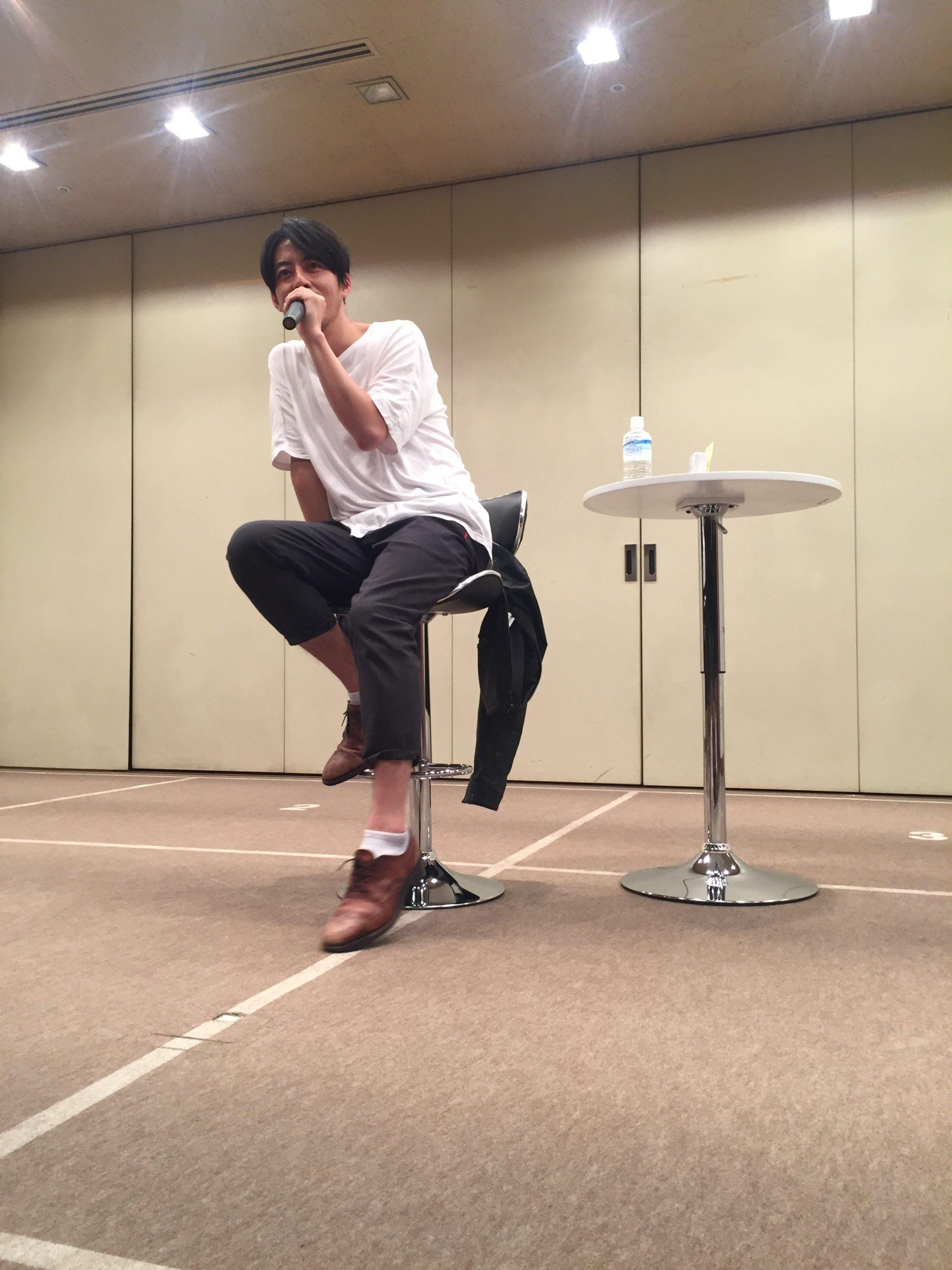 バンドー神戸青少年科学館 えんとつ町のプペル 西野亮廣さん講演会